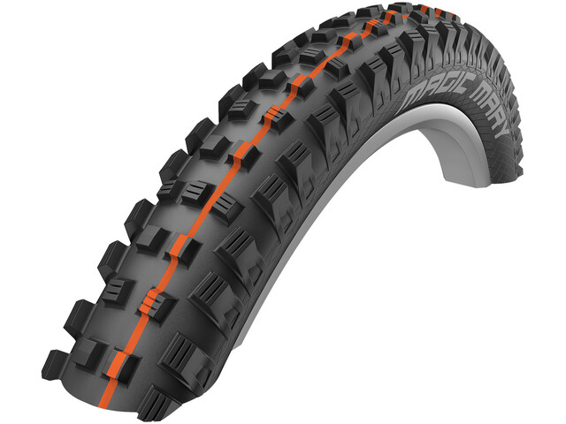 "SCHWALBE Magic Mary Evo Faltreifen TLE Apex E-25 Addix Soft 29x2.60"" schwarz"